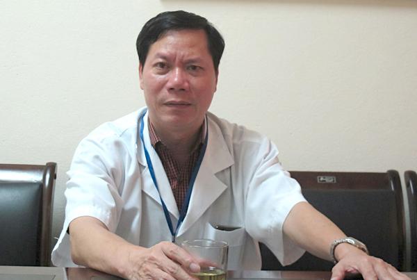 Ông Dương có nhiều sai phạm trong vụ 9 bệnh nhân chết ở BVĐK Hòa Bình