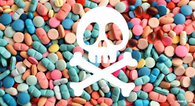 Cảnh giác trước những loại thuốc gây chết người nhiều nhất hiện nay