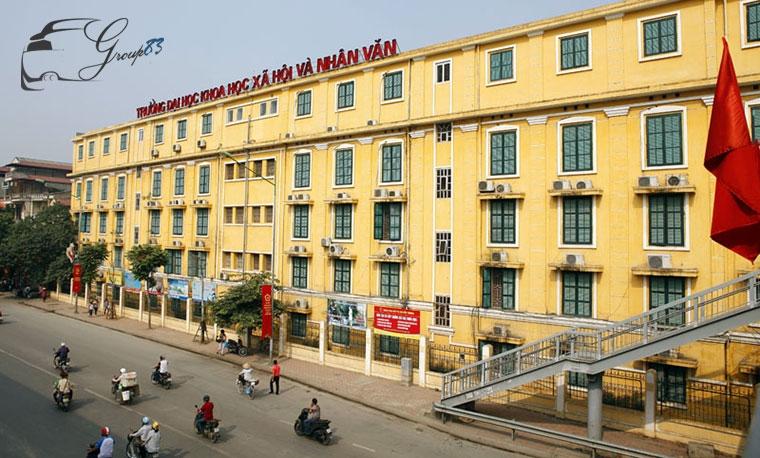 Trường Đại học Khoa học Xã hội và Nhân văn