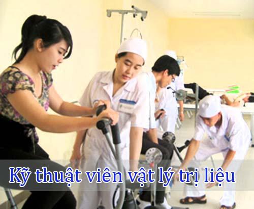 Học văn bằng 2 Trung cấp Kỹ thuật vật lý trị liệu từ Trung cấp Hộ sinh