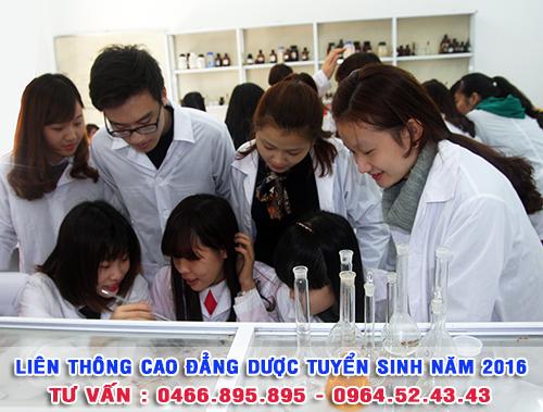 Học liên thông Cao đẳng Dược cần lưu ý những gì?