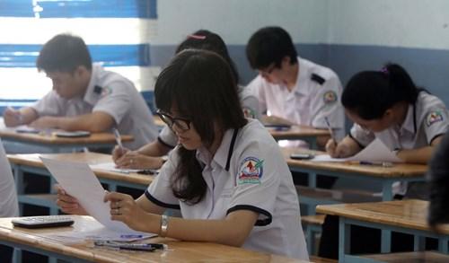 Toàn bộ đáp án của môn Tiếng Anh kỳ thi THPT Quốc gia 2017