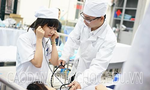 Các trường Cao đẳng có ngành Điều dưỡng tại Hà Nội