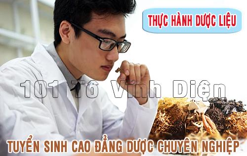 Nên học Cao đẳng Dược Hà Nội hay học Cao đẳng Dược Tp.HCM?