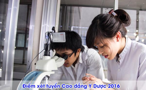 Điểm chuẩn xét tuyển Cao đẳng Điều dưỡng Hà Nội?