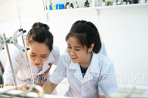 Cao đẳng Dược Hà Nội bổ sung nguyện vọng 2 năm 2016