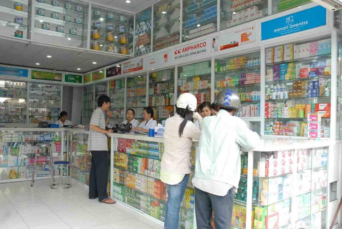 Hà Nội: Hơn 4.600 nhà thuốc sẽ hoàn thành việc kết nối mạng trong năm 2018