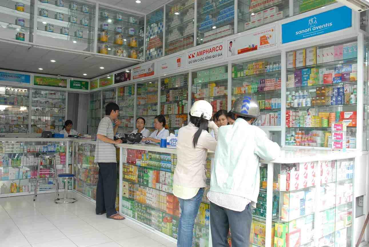 Các cơ sở bán thuốc tại Hà Nội phải được tập huấn sử dụng phần mềm kết nối dữ liệu
