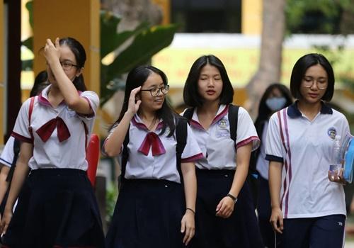 Bộ dự kiến công bố đáp án môn thi trắc nghiệm THPT quốc gia vào 1/7