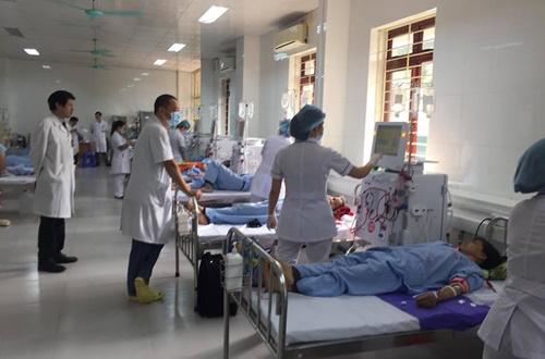 10 bệnh nhân chạy thận tử vong vì bệnh não do nhiễm nhôm bán cấp