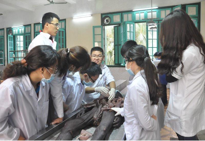 Điểm chuẩn của Đại học Y Hà Nội năm 2018 là bao nhiêu?
