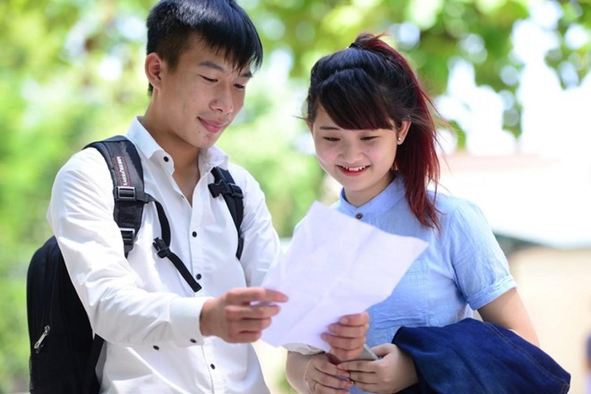 Trước 17h ngày 12/8, thí sinh trúng tuyển nguyện vọng 1 phải xác nhận nhập học