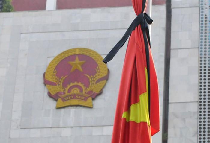 Quốc tang Nguyên Tổng bí thư Đỗ Mười: Không tổ chức giải trí công cộng