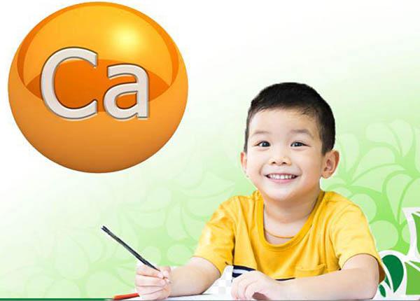Bổ sung canxi cho trẻ đúng cách tốt cho sự phát triển của trẻ
