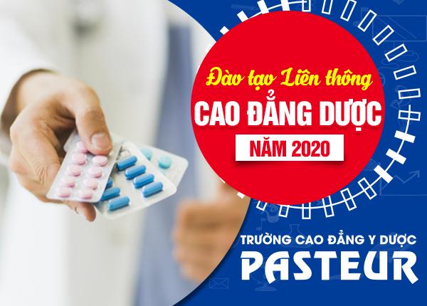Tuyển sinh liên thông Cao đẳng Y Dược tại Hà Nội năm 2020
