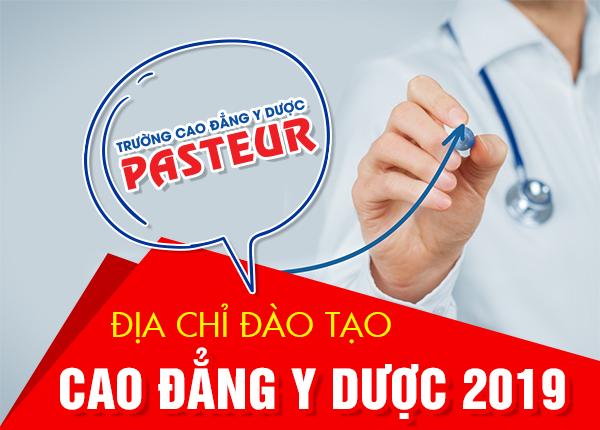 Trường Cao đẳng Y Dược Pasteur là địa chỉ tin cậy khi học Cao đẳng Dược