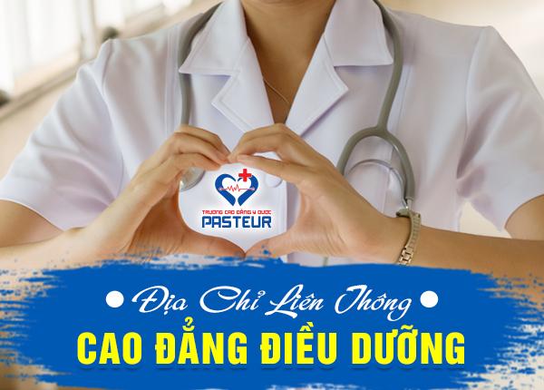 Trường Cao đẳng Y Dược Pasteur là địa chỉ tin cậy khi Liên thông Cao đẳng Điều dưỡng