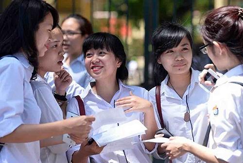 Cập nhật điểm chuẩn tất cả các trường Đại học năm 2017 trên cả nước