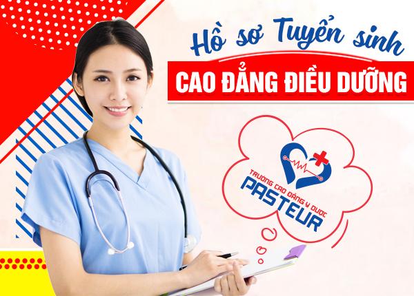 Hồ sơ Cao đẳng Điều dưỡng được quy định với những giấy tờ đơn giản