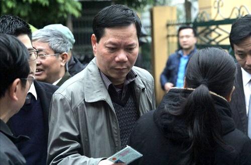 Bị cáo Trương Quý Dương lần đầu hầu tòa vụ án chạy thận