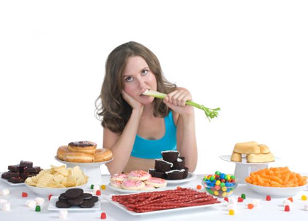 Các triệu chứng nhận biết bạn đang bị vẫn đề rối loạn ăn uống