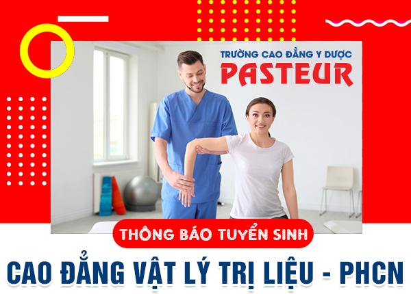 Hồ sơ Cao đẳng Kỹ thuật Vật lý trị liệu Hà Nội