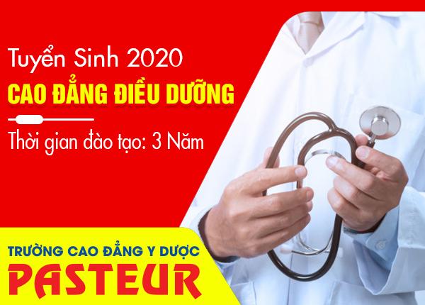 Địa chỉ đào tạo Cao đẳng Điều dưỡng tại Hà Nội uy tín năm 2020
