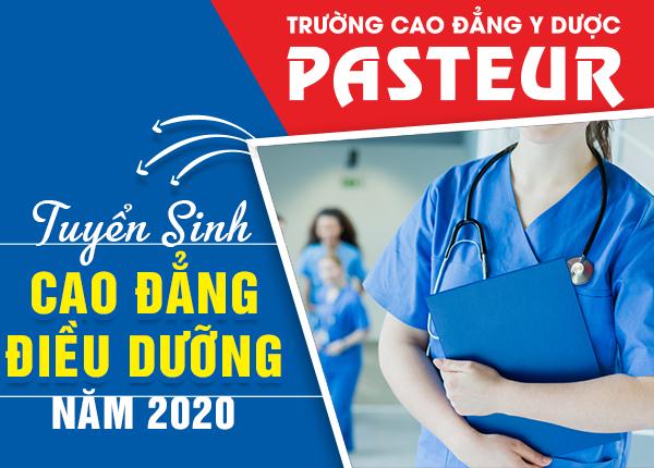 Tuyển sinh Cao đẳng Điều dưỡng Hà Nội 2020
