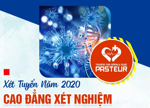 Hồ sơ tuyển sinh Cao đẳng Xét nghiệm Y học Hà Nội năm 2020