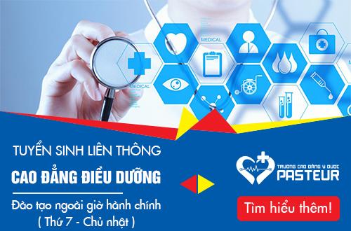 Địa chỉ Liên thông Cao đẳng Điều Dưỡng năm 2018 tại Hà Nội