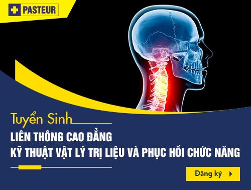 Thông tin tuyển sinh Liên thông Cao đẳng Kỹ thuật Vật lý trị liệu