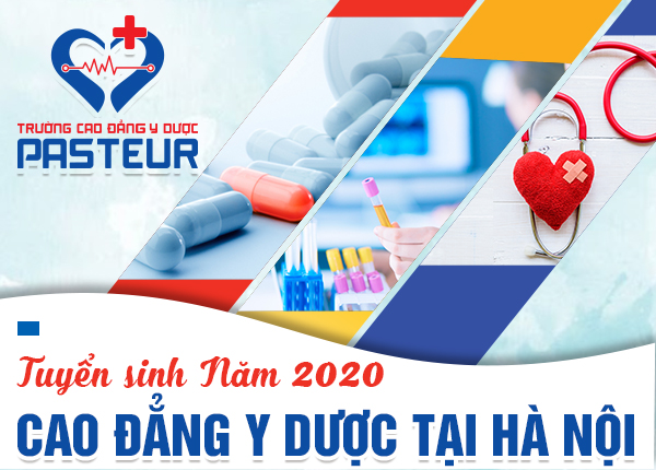 Cao đẳng Y Dược Hà Nội thông báo tuyển sinh năm 2020