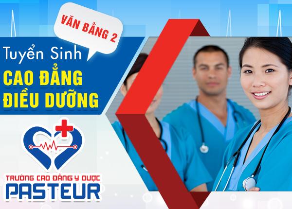 Tuyển sinh lớp văn bằng 2 Cao đẳng Điều dưỡng học cuối tuần ở Hà Nội