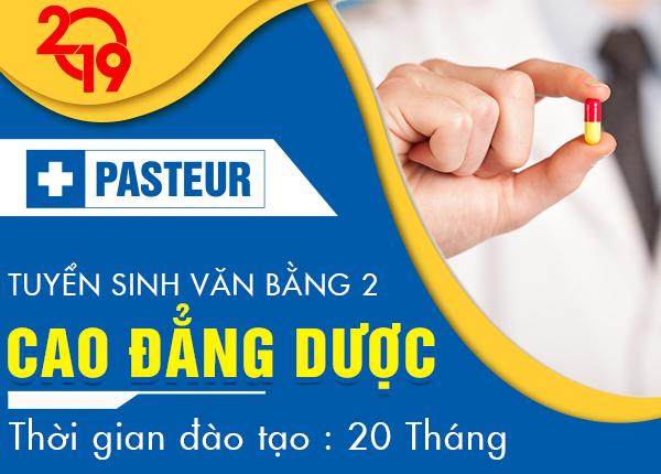 Tuyển sinh văn bằng 2 Cao đẳng Dược tại Hà Nội