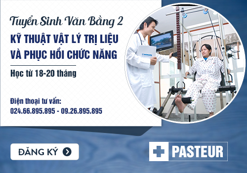 Địa chỉ nộp hồ sơ tuyển sinh Văn bằng 2 Cao đẳng Vật lý trị liệu Hà Nội