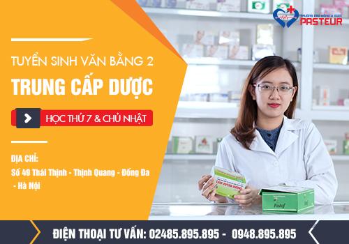 Đối tượng nào có thể học Văn bằng 2 Trung cấp Dược tại Hà Nội năm 2018?