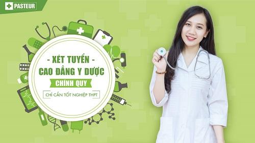 Cao đẳng Y Dược Hà Nội tuyển sinh hai ngành mới năm 2018