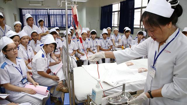 Từ năm 2019 Việt Nam sẽ có trường đào tạo Tiến sĩ Điều Dưỡng đầu tiên