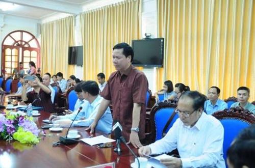 BVĐK Hòa Bình đề nghị khởi tố bị can đối với Trương Quý Dương