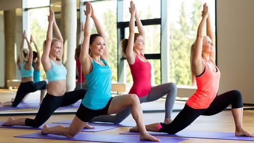 Tập yoga kích thích hoocmon tăng trưởng