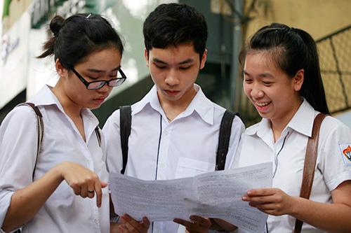 Tra cứu điểm thi THPT Quốc gia 2017 ở đâu?
