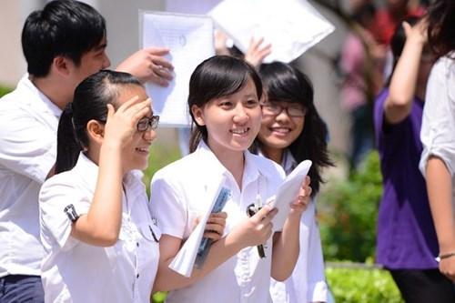 Tổng hợp các cụm thi đã hoàn thành chấm thi THPT quốc gia 2016