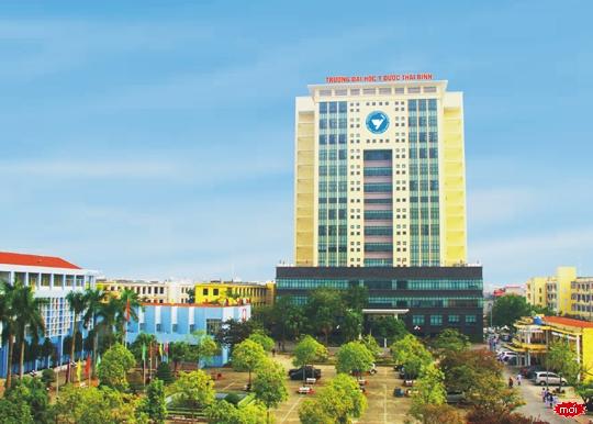 Trường ĐH Y Dược Thái Bình thông báo xét nguyện vọng bổ sung năm 2018