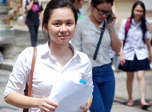 Thí sinh tự do nộp hồ sơ đăng ký dự thi THPT quốc gia năm 2017 ở đâu?