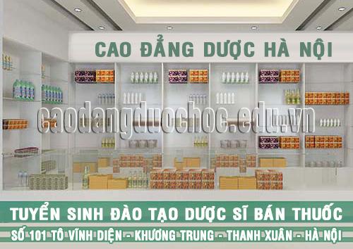 cao-dang-duoc-dao-tao-duoc-si-ban-thuoc