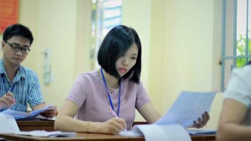 Quy trình chấm thi THPT Quốc gia 2017 như thế nào?