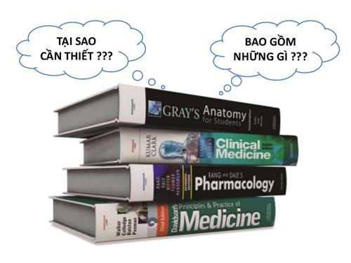 Hướng dẫn chọn sách tham khảo cho sinh viên Cao đẳng Dược Hà Nội