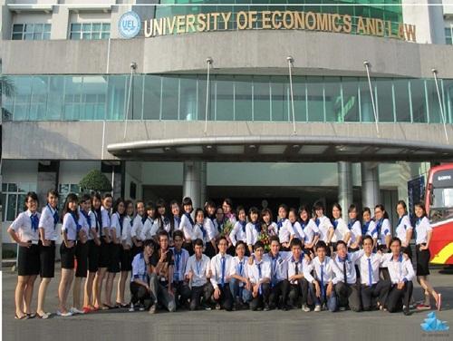Đại học Kinh tế luật – ĐHQG TP.HCM chuẩn đầu vào
