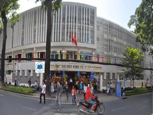 Đại học Kinh tế TP.HCM là trường trọng điểm quốc gia