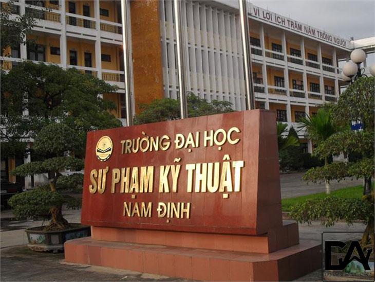 Đại học Sư phạm Kỹ thuật Nam Định xét tuyển đợt 3 từ 15,5 điểm